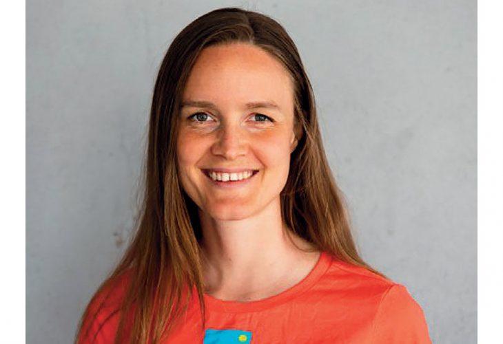 UT TIL FLERE: Kristin Lundanes Jonvik og resten av Sunn Idrett er svært glade for at de kan nå ut til enda flere gjennom samarbeidet med Norges Idrettsforbund. Foto: Sunn Idrett.