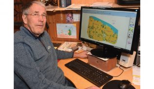 60 år i kartfagets tjeneste
