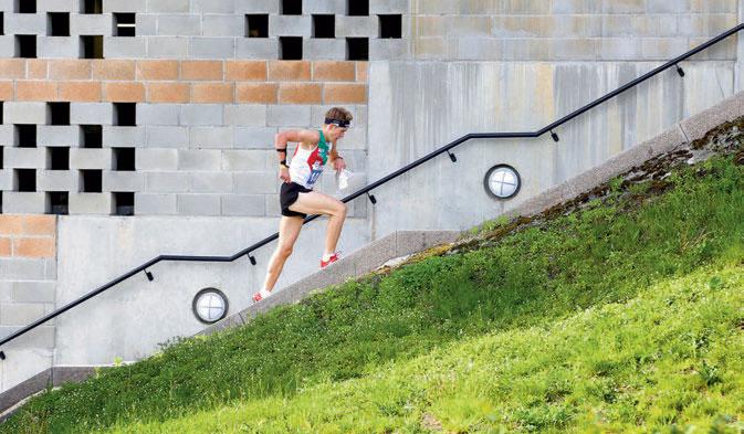 KAMP OM KONGEPOKALENE: NM-sprinten 2021 med Heming som arrangør, er planlagt i området fra Frognerparken via Smestad og opp mot Hovseter. Her skal kampen om kongepokalene stå. FOTO: JENS O. KLØVRUD
