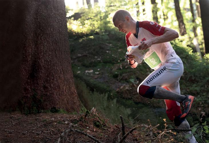 OLAV LUNDANES har skjemt oss bort med sine VM-medaljer. I år ble det ikke slik. Skade-plaget var tittelforsvareren på begge skogsdistansene sjanseløs.